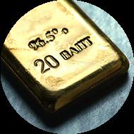إطلاق أول عملة بوليون ذهبية إماراتية