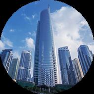 Almas Tower opens