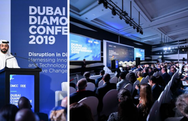 Industry Disruption Takes Centre Stage at DMCC's Sold Out Dubai Diamond Conference