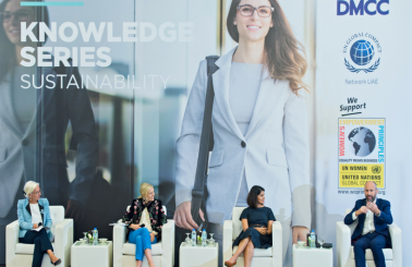 """Strive for gender equality"" – the message from DMCC during its latest Knowledge Series event for member companies"