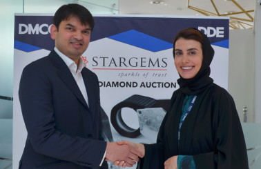 DMCC's Dubai Diamond Exchange Hosts Rough Diamond Tender with just Under USD50 Million Sold