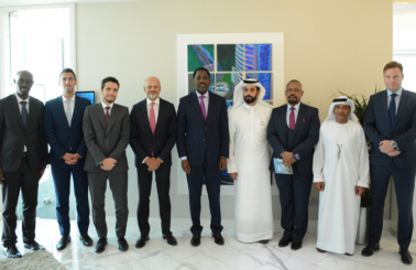DMCC briefs Government of Kenya delegation on growth opportunities by connecting global trade flows through Dubai