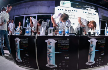DMCC Coffee Centre Hosts Fourth Edition of the UAE National AeroPress Championship