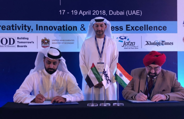 DMCC Boosts Ties with Indian Business Community by Signing MoU with Institute of Directors