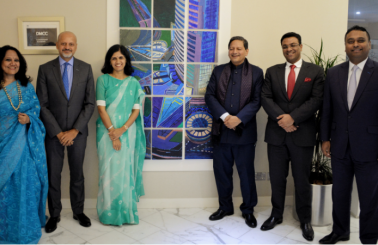 Government of West Bengal briefed on DMCC's global trade hub status