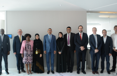 DMCC COO Welcomes Angolan Minister of Mineral Resources to DMCC