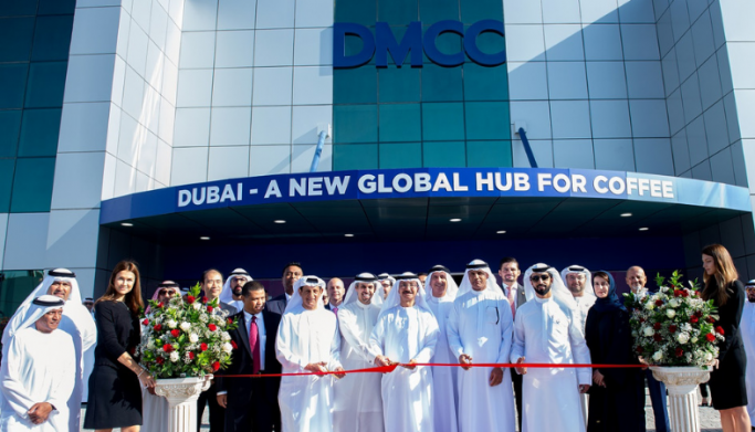 DMCC Coffee Centre Opens and is Set to Drive New Trade through Dubai