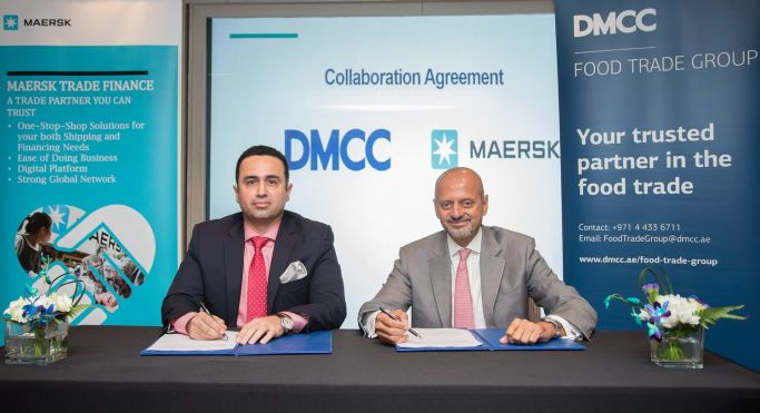 DMCC and Maersk Team Up to Bring 'One-Stop-Shop' Shipping and Trade Finance Solutions to Market