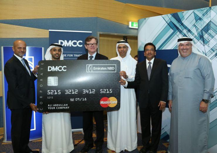 Emirates NBD & DMCC Launch Corporate Credit Card for DMCC Members